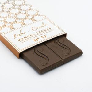 Chocolate con Leche y Canela