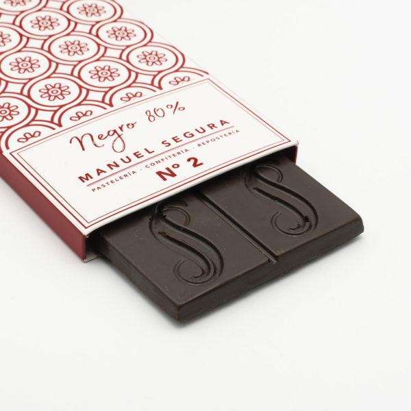 Chocolate Negro 80%
