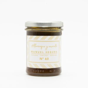 Mermelada de Albaricoque y Amaretto