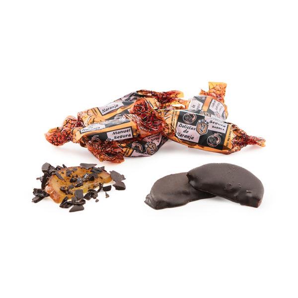 Naranja con Chocolate