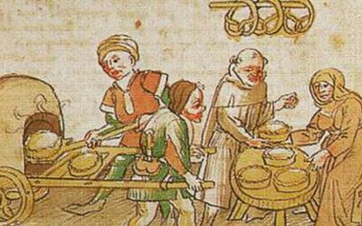 Historia de la pastelería (parte I)